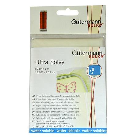 Купить Пленка-стабилизатор Gutermann «Ultra Solvy»