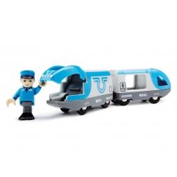 Купить Поезд-экспресс с машинистом Brio 33506