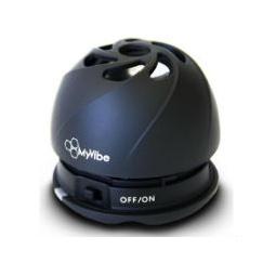 фото Колонки портативные MyVibe H2, черные