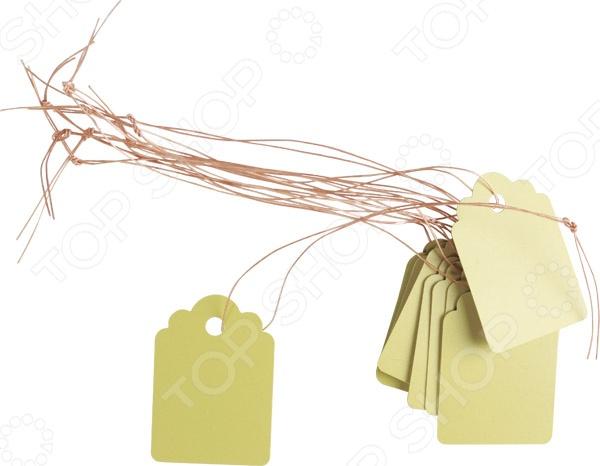 Набор ярлыков влагостойких Archimedes 91818Ярлыки. Метки садовые<br>Набор ярлыков влагостойких Archimedes 91818 прочные ярлычки для маркировки и нанесения информации о растениях. Ярлыки сделаны из устойчивого к влаге материла. В наборе есть 10 полиэтиленовых ярлыков размеров 36 мм на 25 мм, и имеют петлю из веревки. Цвет пластика позволяет наносить информацию о растениях при помощи карандаша или перманентного маркера.<br>