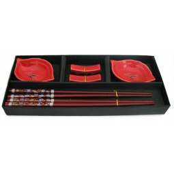 Купить Набор для суши Elan Gallery «Бамбук» листок