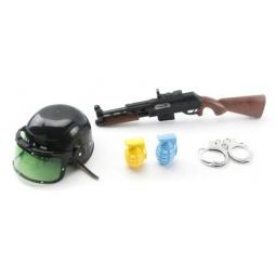 фото Набор оружия игрушечный Shantou Gepai «Полицейский» 204
