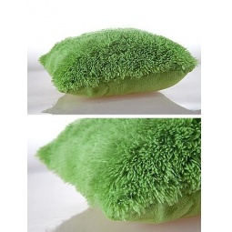 фото Подушка декоративная Унисон Trendy. Цвет: зеленый