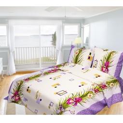 фото Комплект постельного белья Олеся «Ирис». Евро