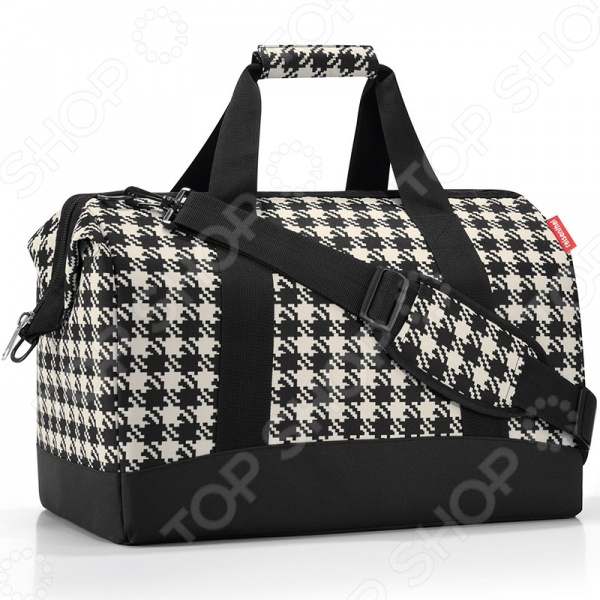 Сумка дорожная Reisenthel Allrounder L Fifties Black