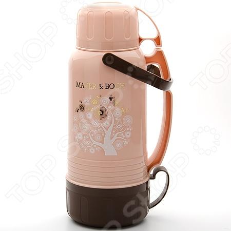Термос и 3 чашки Mayer&Boch MB-23703