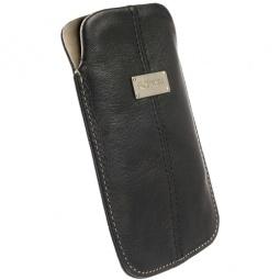 фото Чехол Krusell Luna Mobile Pouch черный. Размер: M