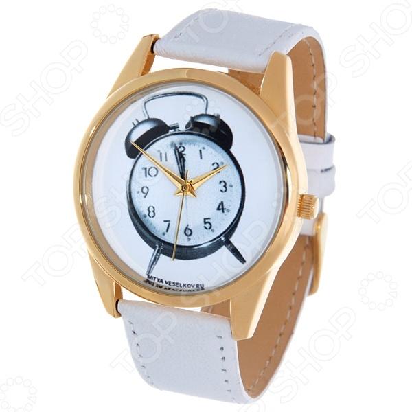 Часы наручные Mitya Veselkov «Будильник» Shine цена