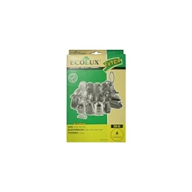 фото Мешки для пыли Ecolux EM-62
