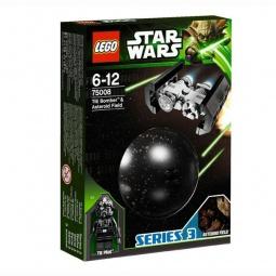 фото Конструктор LEGO Имперский TIE бомбардировщик и поле астероидов