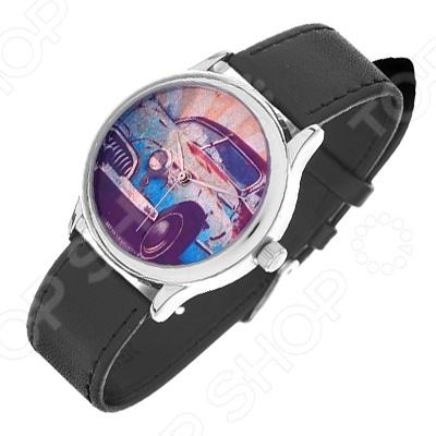 Часы наручные Mitya Veselkov «Ретро-автомобиль» MV mitya veselkov ретро автомобиль mv