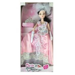 фото Кукла с аксессуарами Shantou Gepai шарнирная Jenny 628909