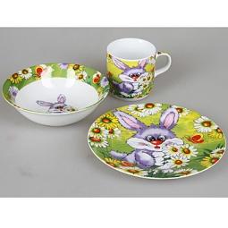 фото Набор посуды для детей Rosenberg 8753