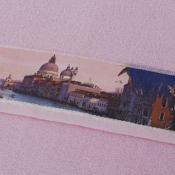 фото Полотенце махровое Романтика «Венецианский карнавал»