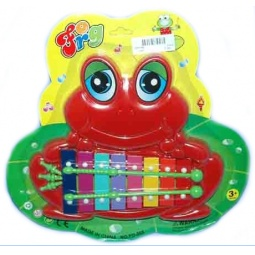 Купить Музыкальный инструмент игрушечный «Ксилофон Лягушка»