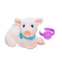 фото Игрушка интерактивная Hasbro Модные зверята «Поросенок»