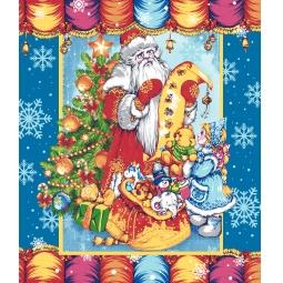 фото Полотенце вафельное ТексДизайн «Письмо Деду Морозу»