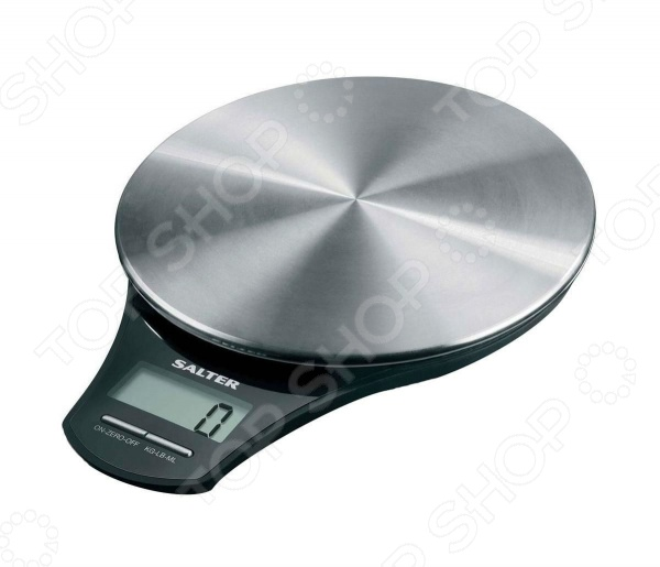 весы электронные кухонные salter 1035 ssbkdr Весы кухонные Salter 1035