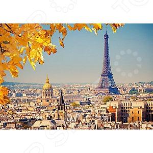 Пазл 1000 элементов Castorland «Осень в Париже» пазл 1000 северные дома 17745