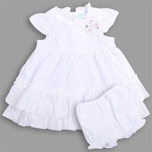 Купить Комплект: платье и трусики под памперс WWW Soft touch ЯВ103556