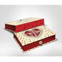 фото Шкатулка-коробка подарочная Феникс-Презент «Сердце». Размер: L (22х16 см)