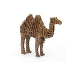 фото Конструктор картонный Crembo Eco camel «Верблюд»