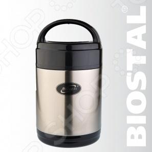 Термос Biostal NR-1800 термос 1 8 л biostal с кнопкой и ручкой ny 1800 2