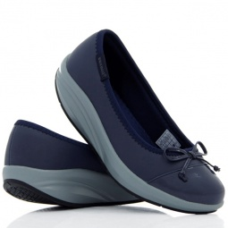 фото Балетки Walkmaxx Comfort. Цвет: синий