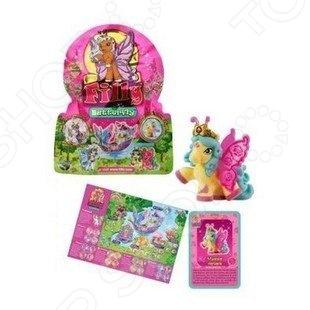 Фигурка для ребенка коллекционная Dracco «Лошадка-бабочка»