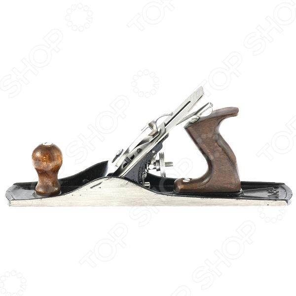 Рубанок SPARTAРубанки<br>Рубанок SPARTA применяется для строгания деревянных заготовок с целью получения ровной и гладкой поверхности. Он станет отличным дополнением к набору ваших инструментов и пригодится при выполнении различных столярных работ. Рубанок снабжен литым чугунным корпусом и ножом из закаленной быстрорежущей стали. Инструмент снабжен механизмом автоматической центровки лезвия.<br>