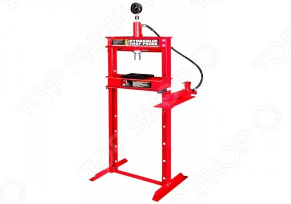 Пресс гидравлический с манометром Big Red TRD51204
