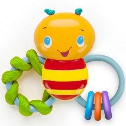 фото Погремушка-прорезыватель Bright Starts 52025 «Пчелка»