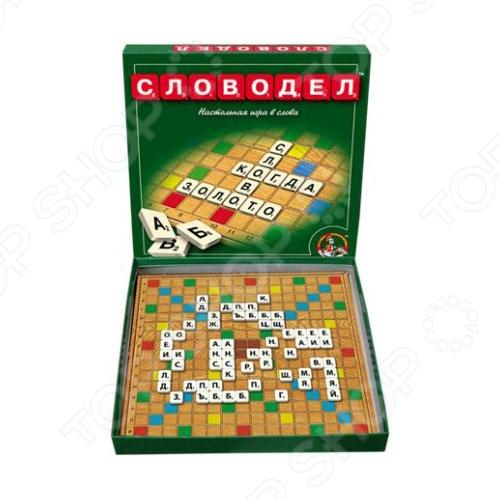 Игра настольная Десятое королевство «Словодел» настольные игры десятое королевство развивающая игра я читаю я считаю