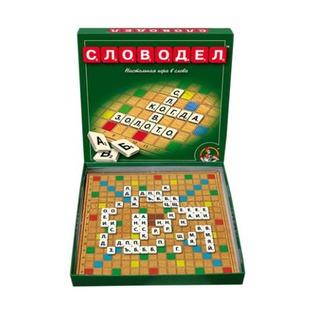 Купить Игра настольная Десятое королевство «Словодел»