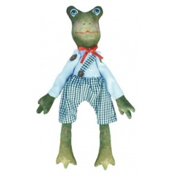 Купить Набор для изготовления текстильной игрушки Кустарь «Жак»