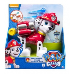 фото Набор игровой для мальчика Paw Patrol «Большой щенок с рюкзаком-трансформером». В ассортименте