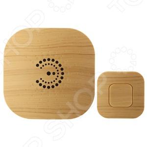 Звонок беспроводной Эра BIONIC Звонок беспроводной Эра BIONIC /Светло-коричневый