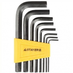 фото Набор ключей имбусовых Stayer Standard 27405-H8
