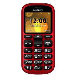 Мобильный телефон для пожилых людей Texet TM-B306
