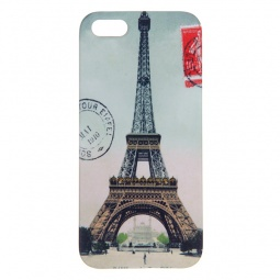 фото Чехол для iPhone 5 Mitya Veselkov «Марка из Парижа»