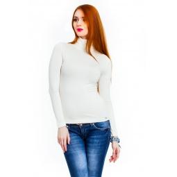 фото Водолазка Mondigo 046. Цвет: кремовый. Размер одежды: 46
