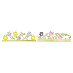 фото Форма для вырубки Sizzix Sizzlits Decorative Strip Die Цветочная лоза