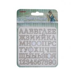 фото Чипборд с вырубными буквами ScrapBerry's «Курортный роман» №1