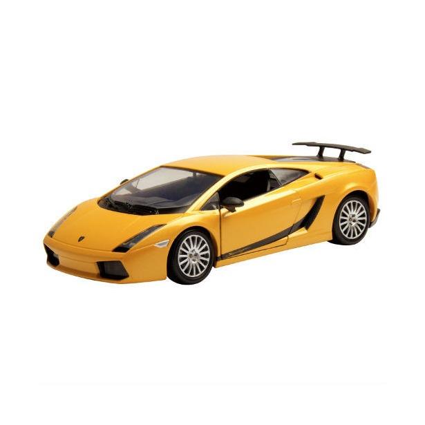 фото Модель автомобиля 1:24 Motormax Lamborghini Gallardo Superleggera. В ассортименте