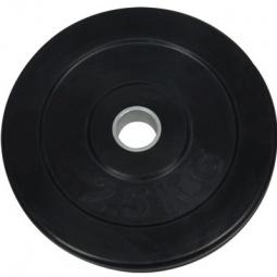 фото Диск обрезиненный Larsen NT121. Вес в кг: 2,5 кг. Диаметр отверстия диска: 50 мм