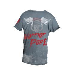 фото Футболка детская Warrior Poet One The Air SS T-Shirt