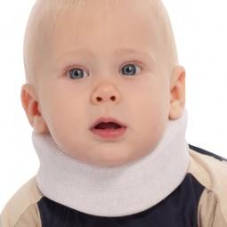 фото Бандаж фиксации шейного отдела позвоночника для новорожденных Trives ТВ-001