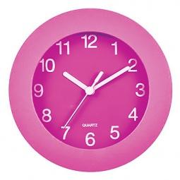 фото Часы настенные СТАРТ CLASSIC. Цвет: розовый