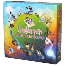 Купить Игра настольная Stupid Casual «Имаджинариум. Союзмультфильм»