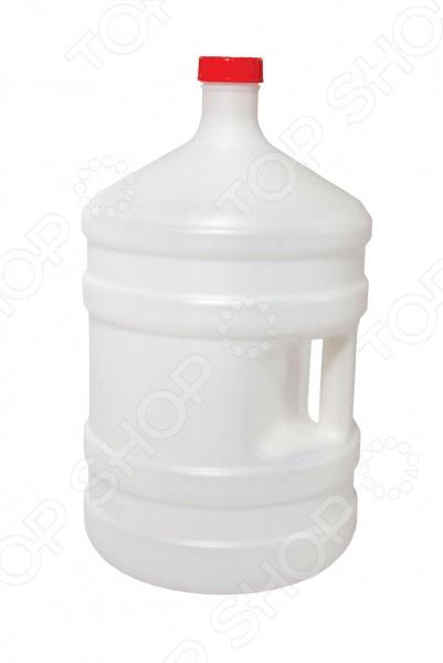 Канистра-бутыль Альтернатива М267 - канистра, которая предназначена для хранения и транспортировки жидких веществ. Материал изготовления канистры обладает высокой прочностью и устойчивостью к перепадам температур. Канистра прекрасно заменит любую металлическую емкость. Пластик легко очищается не содержит токсичных веществ и не сохраняет нежелательных запахов. Отверстие канистры прочно закручивается крышкой. Корпус канистры оснащен внутренней боковой литой рукояткой, которая позволяет удобно переносить канистру с места на место.